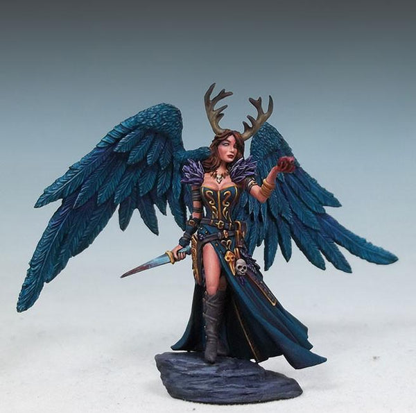 Dark Sword Miniatures (DSM6502 Jessica, Keeper Of The Glade)