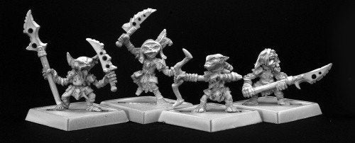Pathfinder Miniatures Goblin Warriors 60006