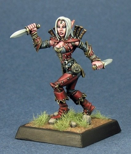 Pathfinder Miniatures Merisiel, Elf Thief 60013