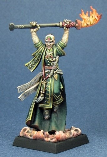Pathfinder Miniatures Karzoug, Runelord of Greed 60022