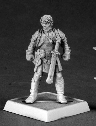 Pathfinder Miniatures Eando Kline, Fighter 60041