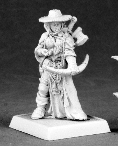 Pathfinder Miniatures Imrijka, Inquisitor 60046