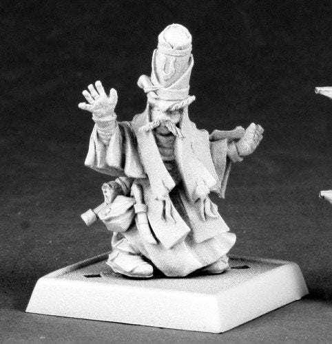 Pathfinder Miniatures Balazar, Summoner 60047
