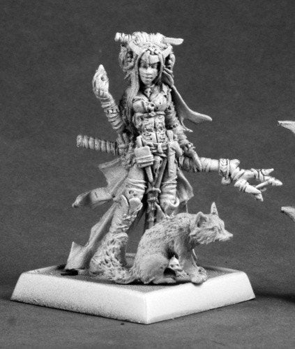 Pathfinder Miniatures Feiya, Witch 60048