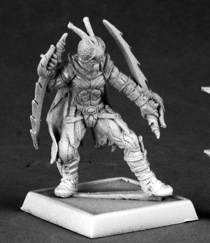 Pathfinder Miniatures Red Mantis Assassin 60049