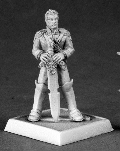 Pathfinder Miniatures Eagle Knight of Andoren 60050