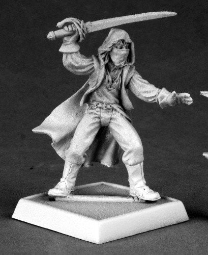 Pathfinder Miniatures Blackjack 60053