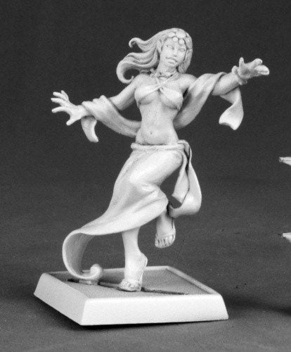 Pathfinder Miniatures Shazathared, Marid 60061