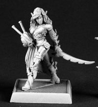 Pathfinder Miniatures Chivane, Red Mantis Assassin 60072