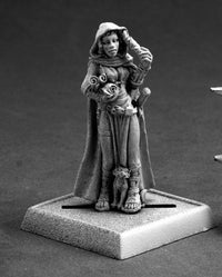 Pathfinder Miniatures Lyrie Akenja, Thief 60079
