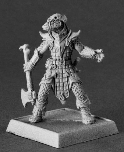 Pathfinder Miniatures Degenerate Serpentfolk 60090