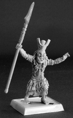 Pathfinder Miniatures Jigeke the Exile 60091
