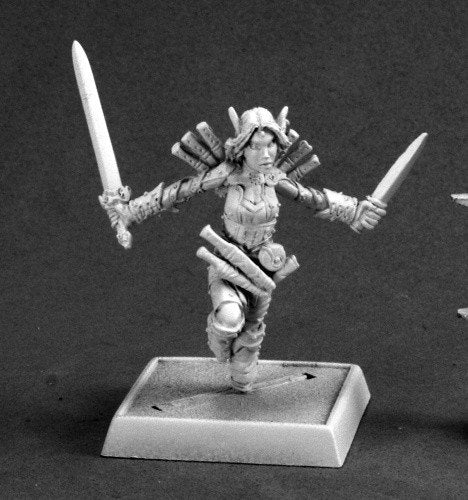 Pathfinder Miniatures Merisiel, Elf Thief 60095