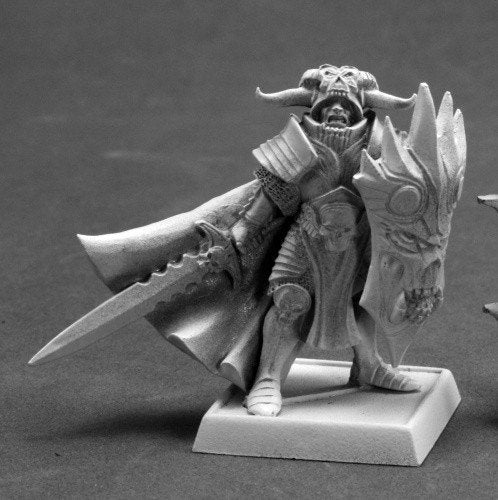 Pathfinder Miniatures Anti Paladin 60103
