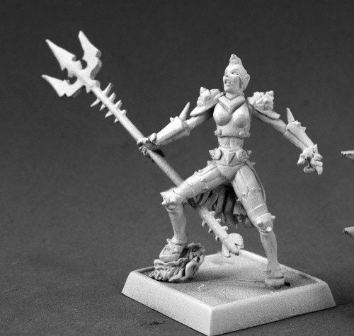 Pathfinder Miniatures Highlady Athroxis 60108