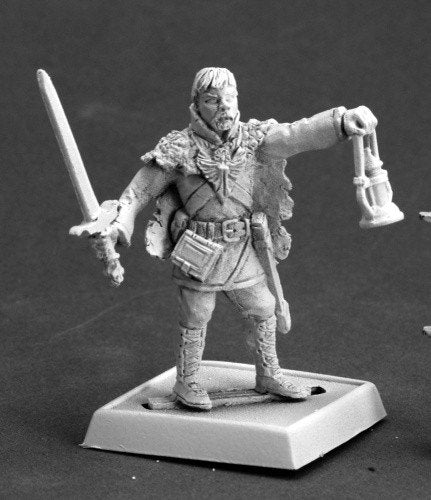 Pathfinder Miniatures Styrian Kindler, Adventurer 60109