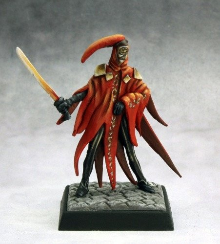 Pathfinder Miniatures Skinsaw Cultist 60116