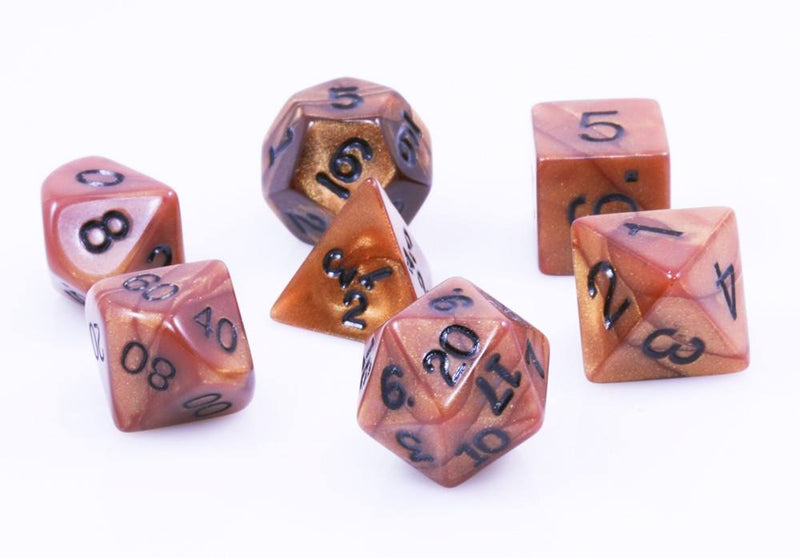 Olympic Dice Bronze