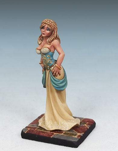 DSM7306 Female Mage Seductress