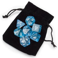 D&D Dice Diamond Dust