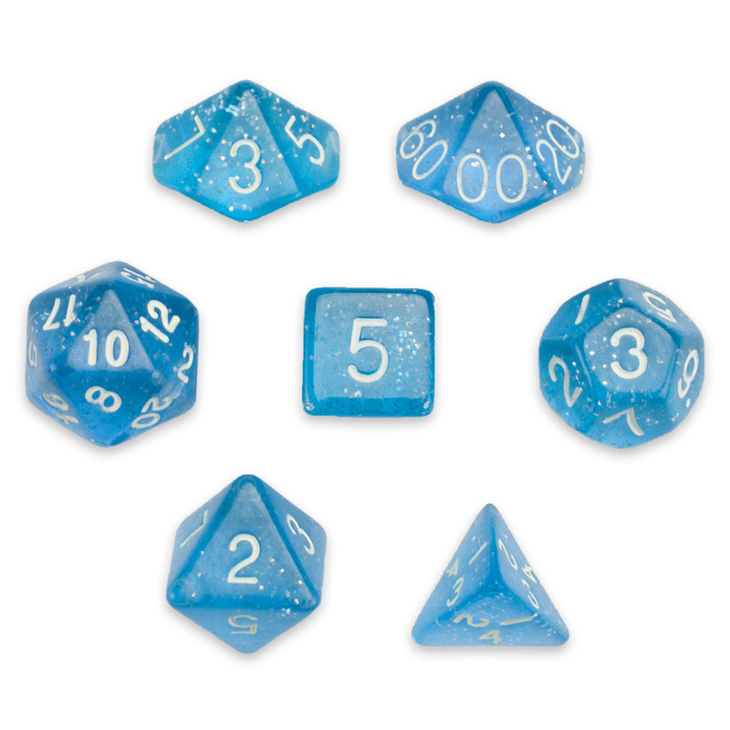 Diamond Dust RPG Dice