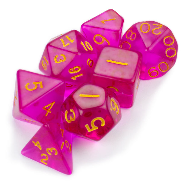 Wiz Dice Faerie Fire