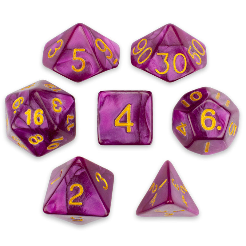 DnD Dice Abyssal Mist
