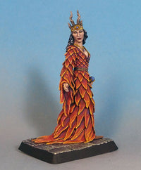 D&D Miniatures Sorceress