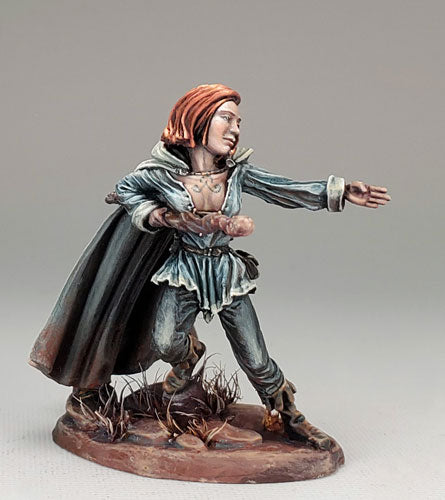 Female Monk Miniature