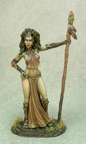 Dark Sword Miniatures DSM7442 Wood Elf