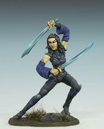 Dark Sword Miniatures DSM7444 Elf Rogue