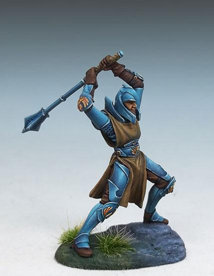 Dark Sword Miniatures DSM7447 Male Cleric