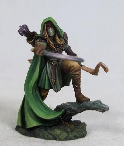 Dark Sword Miniatures DSM7451 Male Elf Ranger
