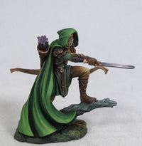 RPG Miniatures Elf Ranger
