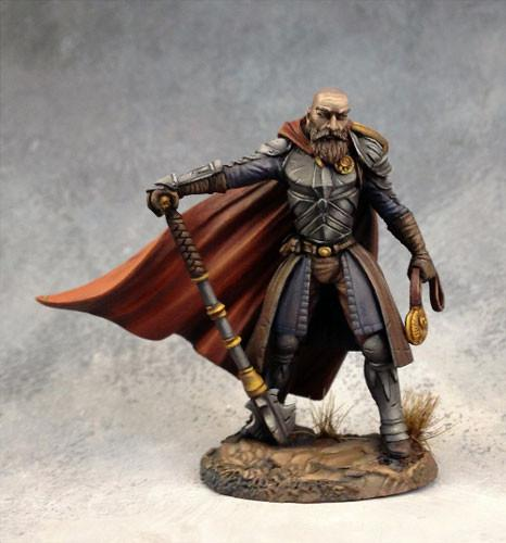 Dark Sword Miniatures DSM7459 Cleric With Mace