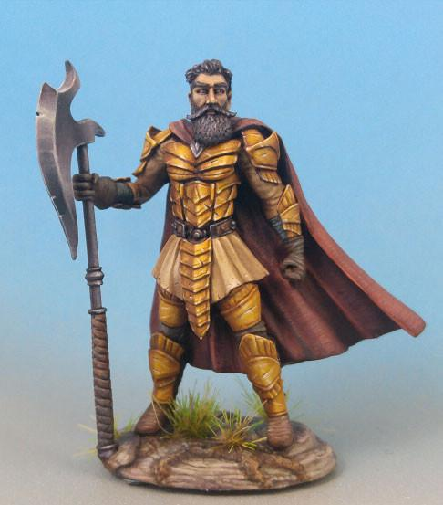 Dark Sword Miniatures DSM7464 Warrior