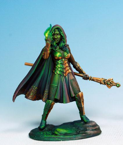 Dark Sword Miniatures Dsm7465 Female Magic User Mage