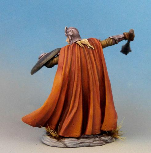 Miniatures Cleric With Mace