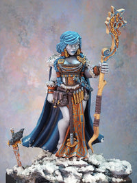 D&D Miniatures Frost Giant Queen