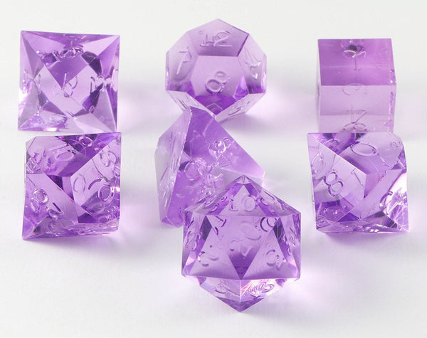 Gamescience RPG Dice Amethyst
