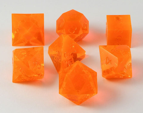 Gamescience RPG Dice Fire