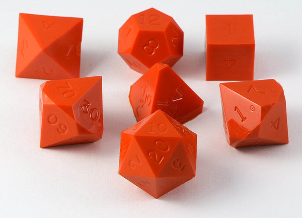 Gamescience Orange Dice