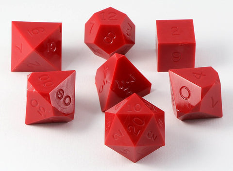Gamescience Red Dice