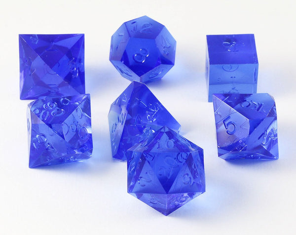 Gamescience RPG Dice Sapphire Blue