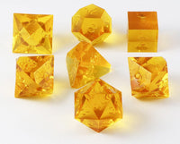 Gamescience RPG Dice Topaz