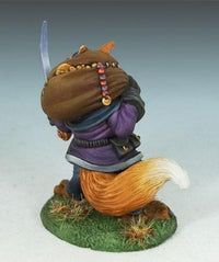DSM8014 Kitsune Fox Rogue, Male