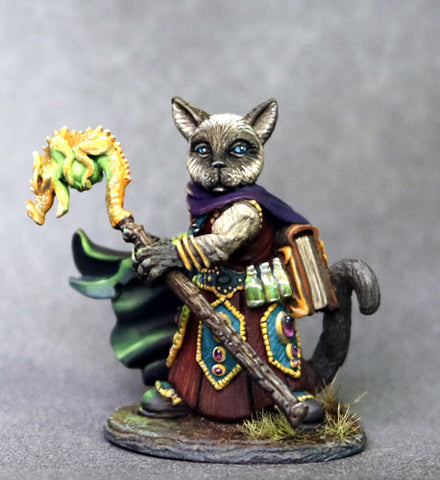 Catfolk Miniatures On Sale Now! – Dark Elf Dice