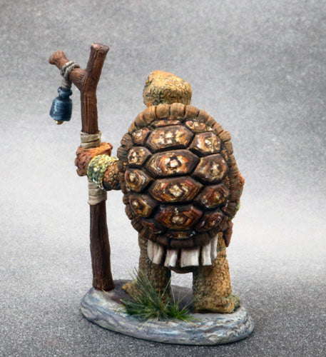Tortoise-Folk Druid 2