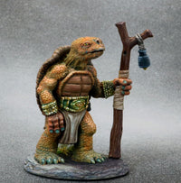 Tortle Miniature Druid