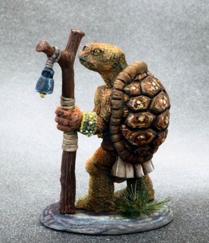 Tortle Miniature Druid 2